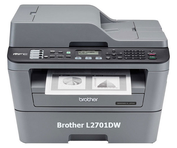 Máy in Brother MFC-L2701DW