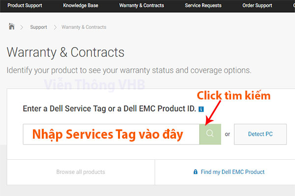 service-tag-on-dell