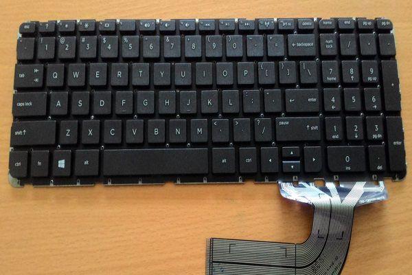 thay bàn phím laptop HP