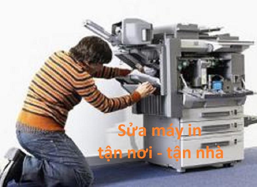 Sửa máy in quận Bình Thạnh