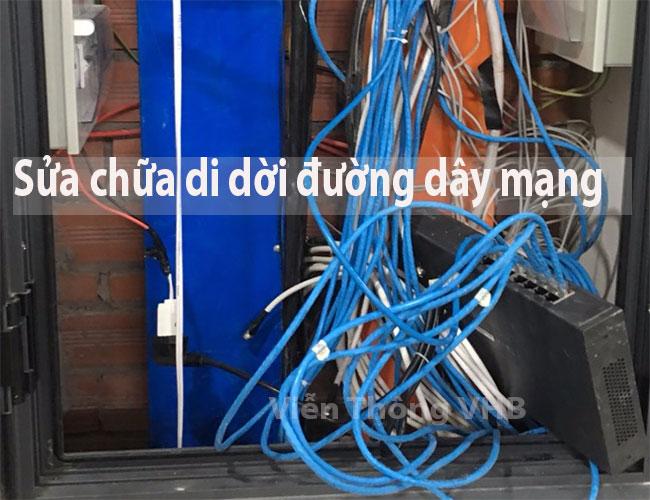 thi công điện mạng văn phòng