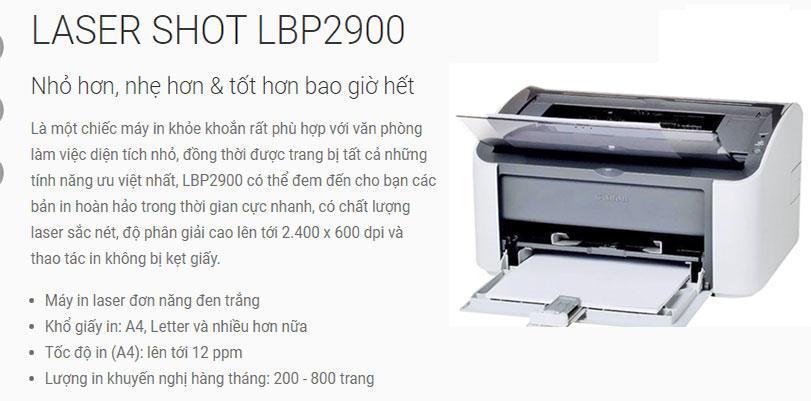 bơm mực máy in cnaon 2900