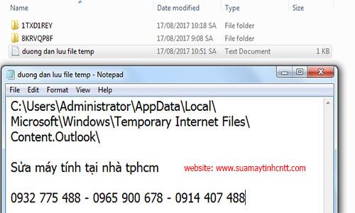 Sửa lỗi outlook không mở được file đính kèm (định dạngTIF,JPG,Doc,Docx,xls,xlsx,pdf...)