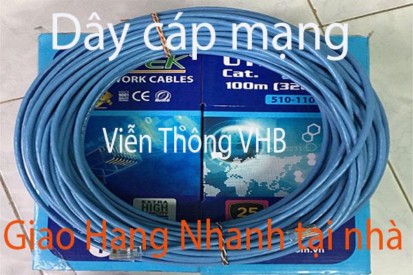 Bán dây cáp mạng tại quận Phú Nhuận HCM