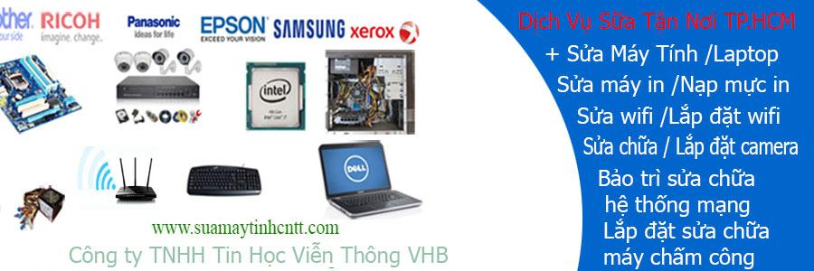 Bảo trì máy tính tại nhà giá rẻ TpHCM - Dịch vụ tốt dành cho máy tính