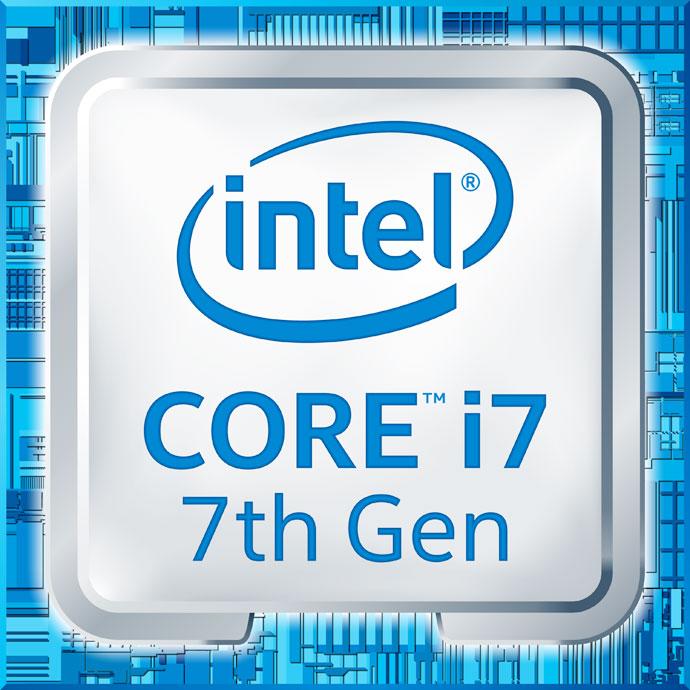 Intel ra mắt chíp  thế hệ thứ 7 máy tính khởi động 0,5 giây