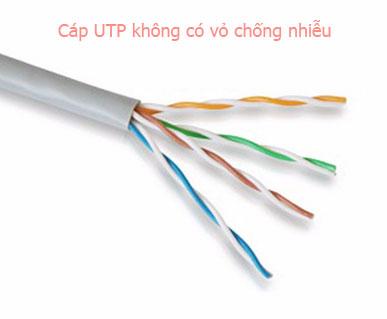 Chuẩn Cáp mạng UTP là gì FTP là gì Cáp Mạng SFTP là gì