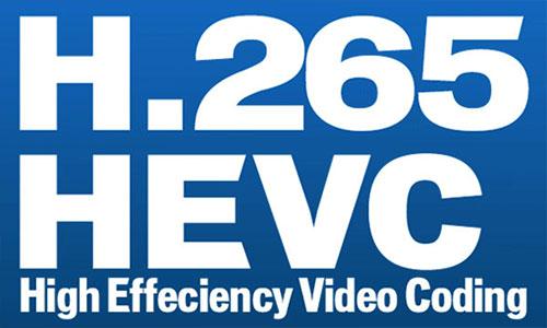 Chuẩn Nén Hình Ảnh H.265 Công nghệ chuẩn nén H265
