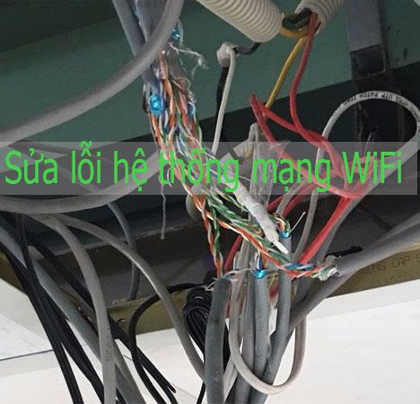 Công ty sửa wifi quận bình thạnh - Chuyên nghiệp - Uy Tín