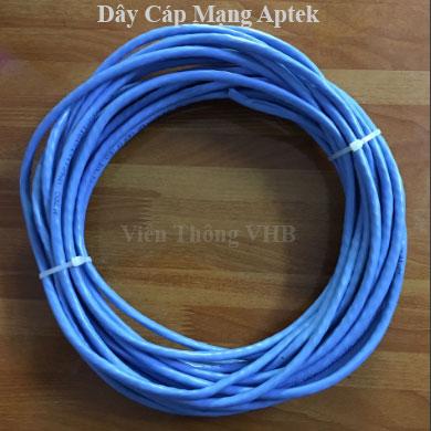 dây cáp mạng lan bao nhiêu tiền 1 mét (6000đ/mét)