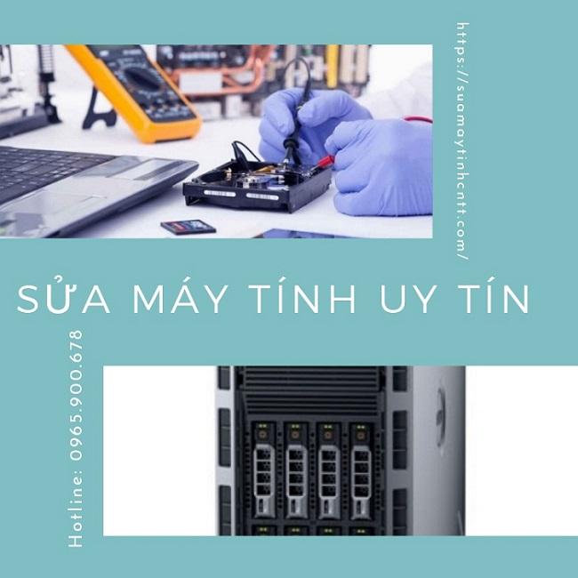 Địa chỉ sửa máy tính uy tín ở tphcm