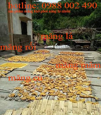 Địa điểm bán măng khô sạch Tại  Hà Nội - Hồ Chí Minh
