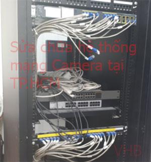 Dịch vụ Sửa lỗi Camera không xem được qua Điện thoại Mạng internet