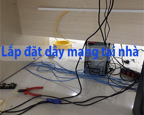 Dịch vụ thi công mạng lan văn phòng HCM - HN