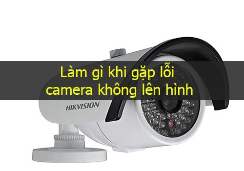 Khắc phục các lỗi camera không hoạt động