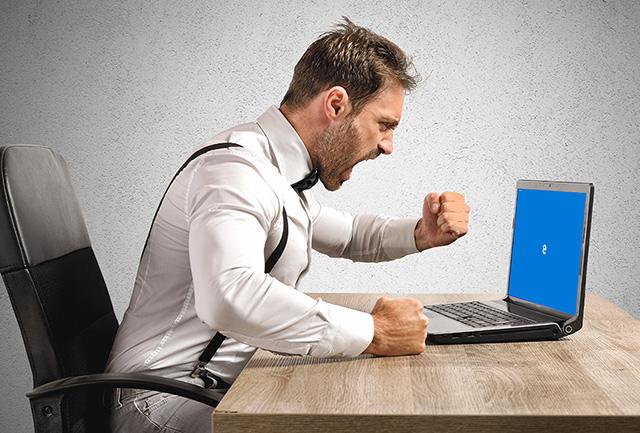 Dịch vụ khắc phục sự cố máy tính tại nhà - Hỗ trợ máy tính bạn hoạt động hiệu quả hơn