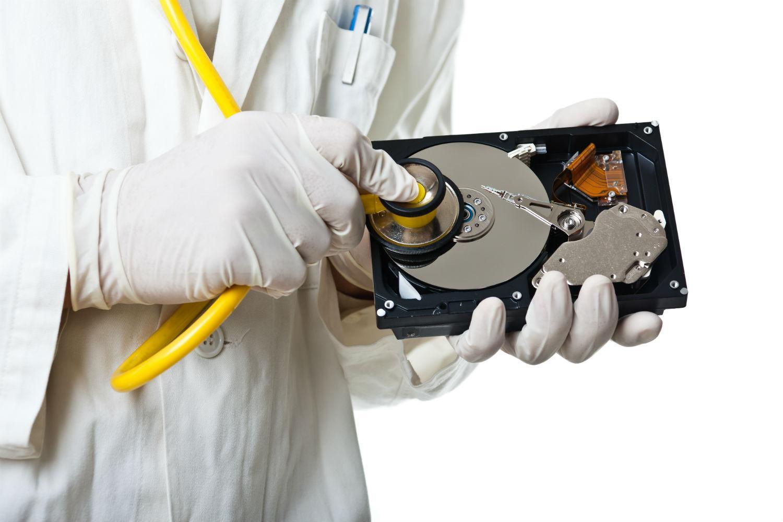 Khôi phục dữ liệu ổ cứng - Công ty VHB
