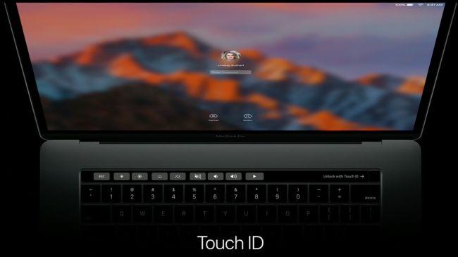 MacBook Pro 2016 Max Option có giá bao nhiêu?