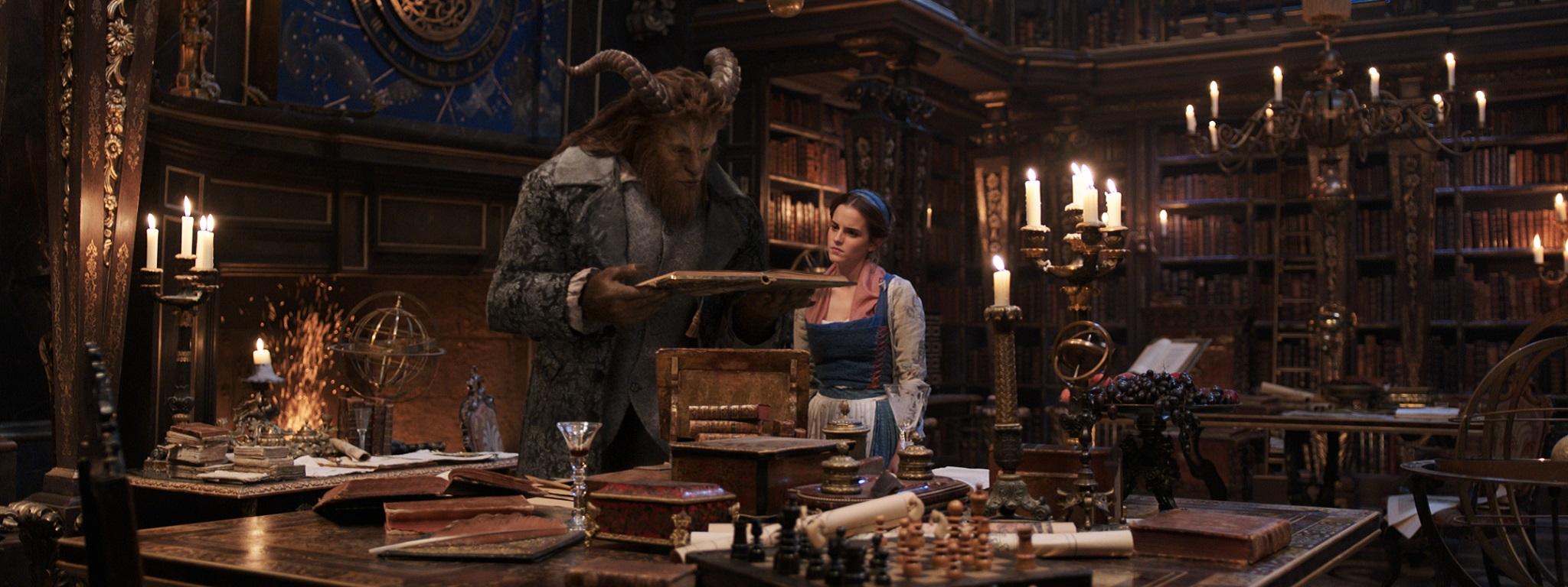 Mời xem trailer Beauty and The Beast - Người Đẹp & Quái Vật