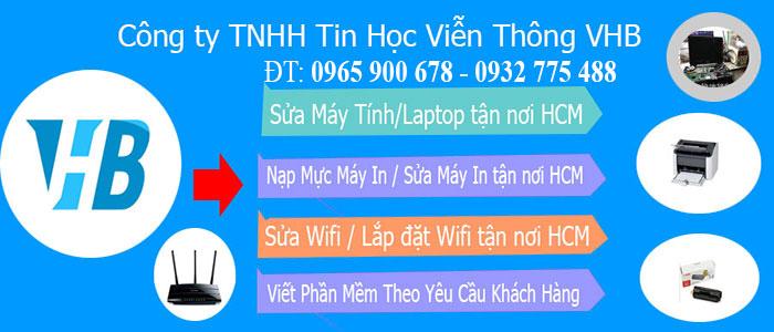 Nạp Mực Máy In Quận Tân Bình Tận Nơi Giá Rẻ Tại HCM