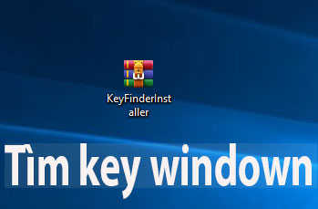 Phần mềm tìm key windown