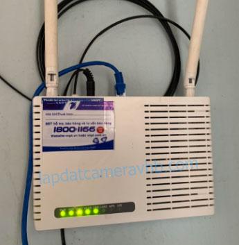 reset modem vnpt xong không vào được mạng