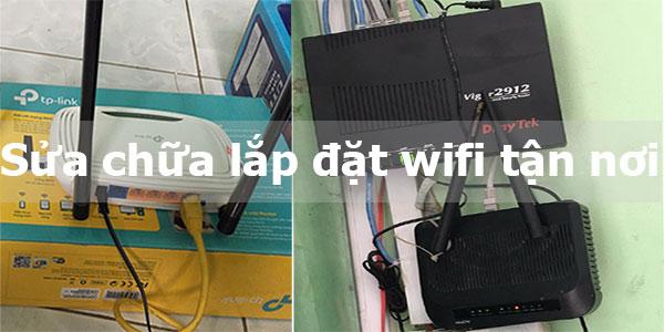 Sửa WiFi tại nhà Quận Tân Phú - Sửa bộ phát wifi quận tân phú