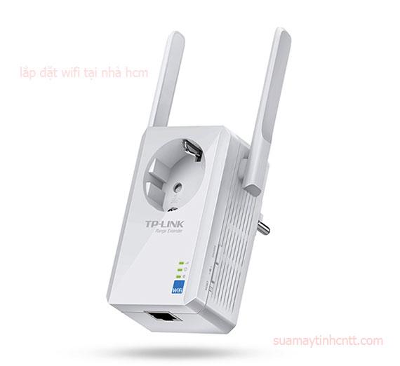 Thiết bị Thu sóng Wifi không cần dây Reapeater mở rộng sóng Wifi tuyệt vời