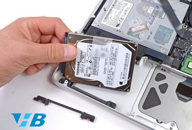 Tìm hiểu về nâng cấp ổ cứng cho laptop | Suamaytinhcntt