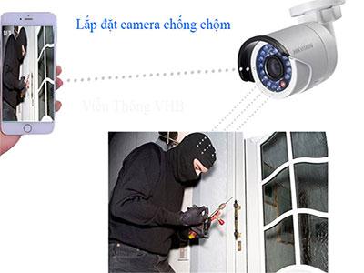 Tư vấn lắp đặt trọn bộ 2 camera quan sát 2019