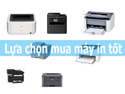 Tư Vấn  nên mua máy in đen trắng loại nào 2021