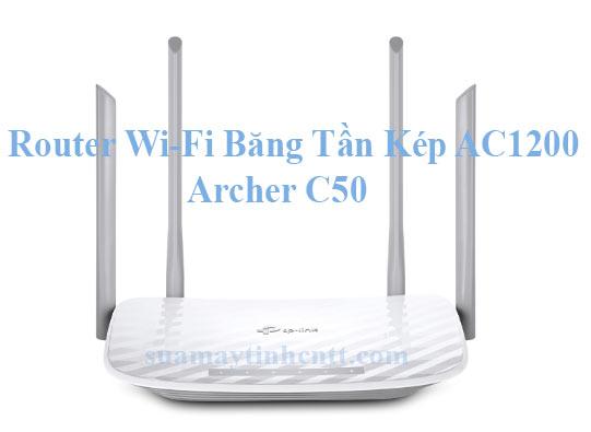 Bộ phát wifi TP-Link_C50
