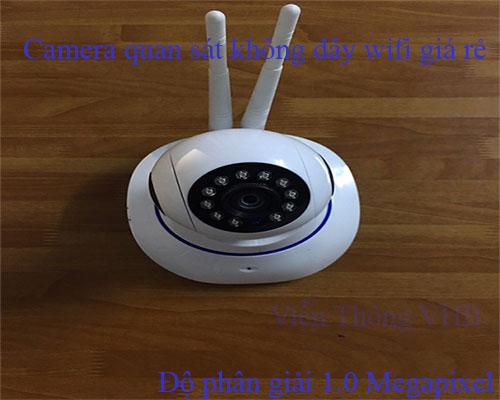 camera không dây giá rẻ Yoosee