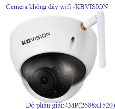 camera không dây Kbvision 3.0MP