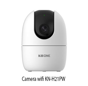 Camera không dây WiFI KBvision KB ONE KN-H21PW