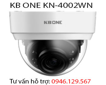 CAMERA WIFI KN-4002WN KBVISION