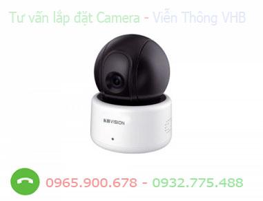 Camera WiFI KX-H10PWN KBVISION  không dây