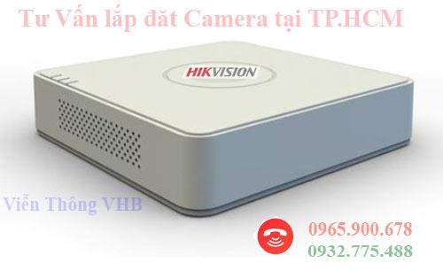 Đầu ghi hình 8 kenh DS-7108HQHI-K1 HIKVISION H265+