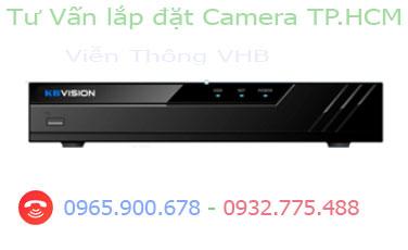 Đầu ghi hình KX-8116H1 KBvision H265+