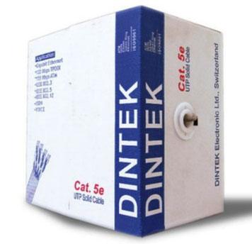 Dây Cáp Mạng Dintek Cat5E 305M | Cáp Mạng Dintek Cat5E giá rẻ HCM