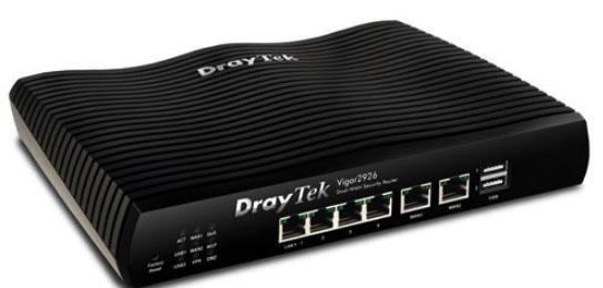 Draytek Vigor 2926 Dual WAN | Draytek Vigor 2926 giá rẻ