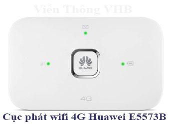 Gía Cục phát wifi 4G Huawei e5573 tốt nhất năm 2019