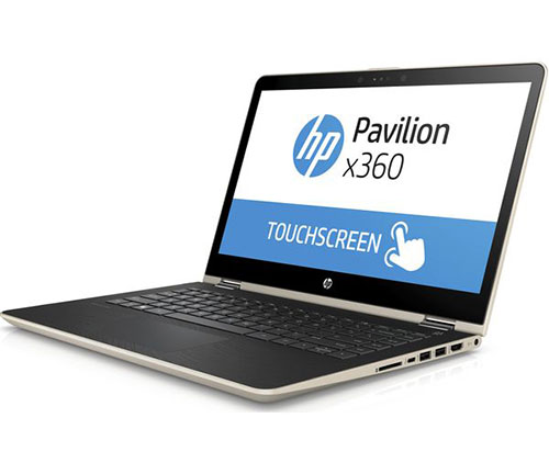 Laptop hp pavilion x360  11.6 inch