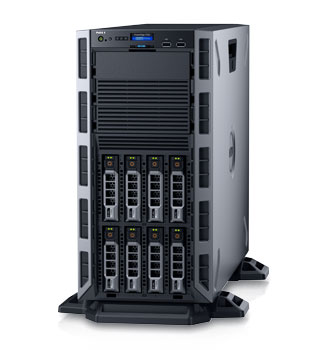 Máy chủ Dell PowerEdge T330 Tower Server