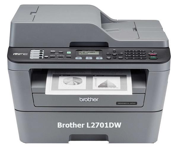 Máy in Brother 2701DW đa chức năng