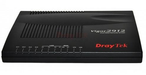 Modem Draytek Vigor 2912 | Draytek Vigor 2912 giá rẻ Dual WAN