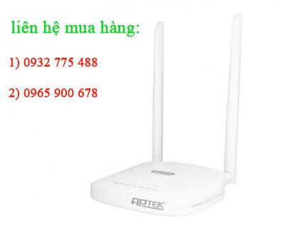 Modem Wifi APTEK A122E giá rẻ 2 Băng Tần Chuẩn AC1200
