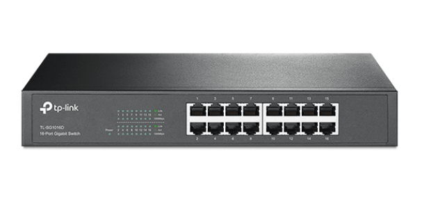 SWITCH TP-LINK 16 PORT GIGABIT  | Bộ Chia mạng 16 port tplink