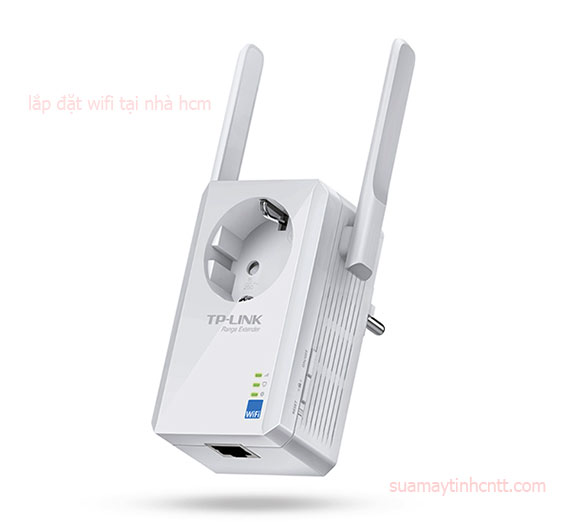Thiết bị thu phát sóng wifi 860re TP-LINK TL-WA860RE