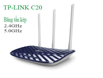 tp-link archer c20 - ac750